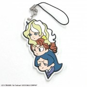Little Witch Academia - Enchanted Parade Rubber Straps Vol. 2