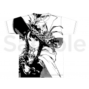 Yoh Yoshinari Artbook commemoration T-shirt