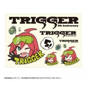 TRIGGER 5th Anniversary: Trigger-chan Sticker